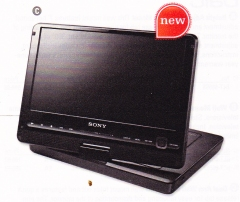 DVP-FX950 Portable DVD Player