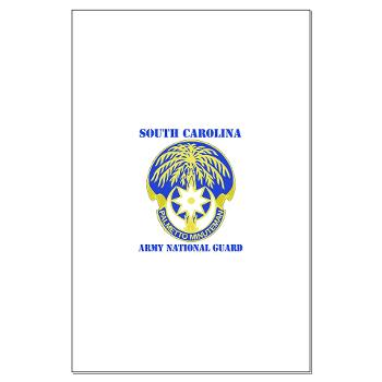 SOUTHCAROLINAARNG - M01 - 02 - DUI - South Carolina Army National Guard With Text - Large Poster