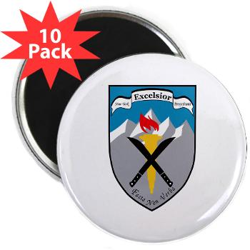 "SRB - M01 - 01 - DUI - Syracuse Recruiting Battalion - 2.25"" Magnet (10 pack)"