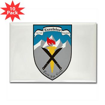 SRB - M01 - 01 - DUI - Syracuse Recruiting Battalion - Rectangle Magnet (10 pack)