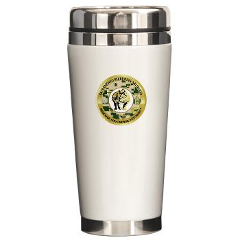 SRB - M01 - 03 - DUI - Sacramento Recruiting Bn - Ceramic Travel Mug