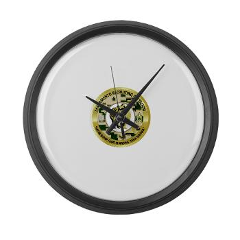 SRB - M01 - 03 - DUI - Sacramento Recruiting Bn - Large Wall Clock