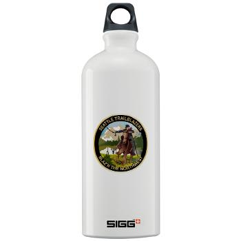 SRB - M01 - 03 - DUI - Seattle Recruiting Battalion Sigg Water Bottle 1.0L