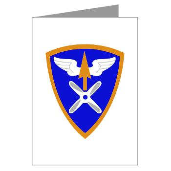 110AB - M01 - 02 - SSI - 110th Aviation Bde Greeting Cards (Pk of 10)