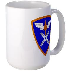110AB - M01 - 03 - SSI - 110th Aviation Bde Large Mug