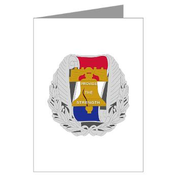 3RBCRB - M01 - 02 - SSI - Chicago Recruiting Battalion - Greeting Cards (Pk of 10)