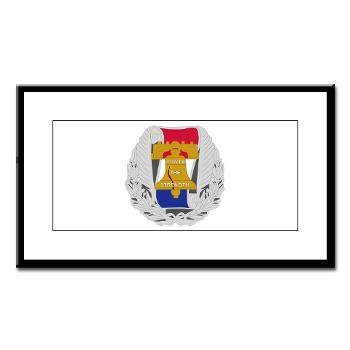 3RBCRB - M01 - 02 - SSI - Chicago Recruiting Battalion - Small Framed Print
