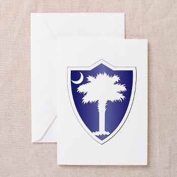 STARC - M01 - 02 - DUI - State Area Command (STARC) - Greeting Cards (Pk of 10)