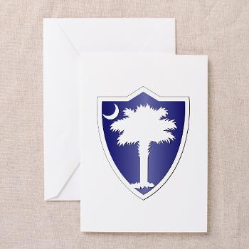 STARC - M01 - 02 - DUI - State Area Command (STARC) - Greeting Cardrds (Pk of 20)