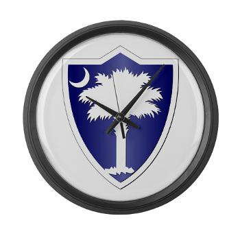 STARC - M01 - 03 - DUI - State Area Command (STARC) - Large Wall Clock