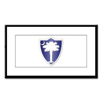 STARC - M01 - 02 - DUI - State Area Command (STARC) - Small Framed Print