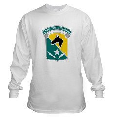 STB - A01 - 03 - DUI - 1st Cav Div - Special Troops Bn - Long Sleeve T-Shirt