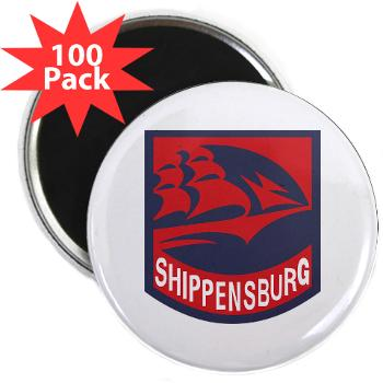 "SU - M01 - 01 - SSI - ROTC - Shippensburg University - 2.25"" Magnet (100 pack)"