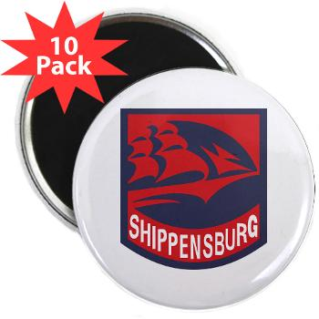 "SU - M01 - 01 - SSI - ROTC - Shippensburg University - 2.25"" Magnet (10 pack)"