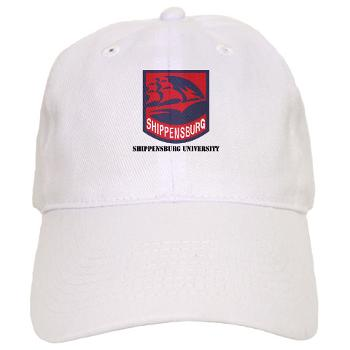 SU - A01 - 01 - SSI - ROTC - Shippensburg University with Text - Cap