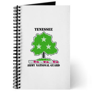 TNARNG - M01 - 02 - DUI - TENESSEE Army National Guard with text - Journal