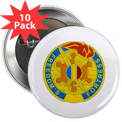 "TRADOC - M01 - 01 - DUI - TRADOC - 2.25"" Button (10 pack)"