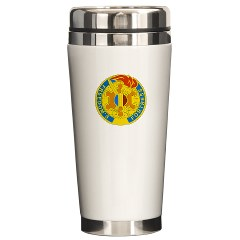 TRADOC - M01 - 03 - DUI - TRADOC - Ceramic Travel Mug