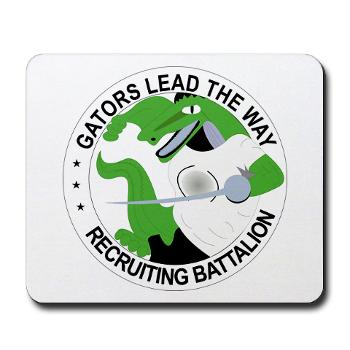TRB - M01 - 03 - DUI - Tampa Recruiting Battalion - Mousepad