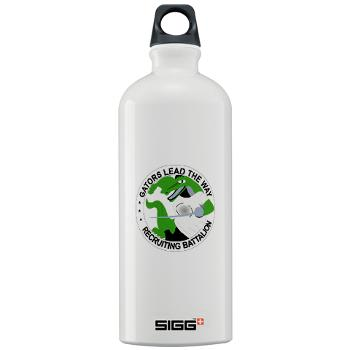 TRB - M01 - 03 - DUI - Tampa Recruiting Battalion - Sigg Water Bottle 1.0L