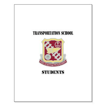TSS - M01 - 02 - DUI - Transportation School - Students with Text Small Poster