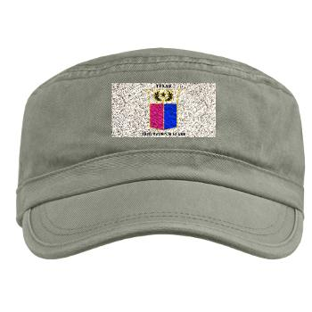 TXARNG - A01 - 01 - DUI - Texas Army National Guard with Text - Military Cap