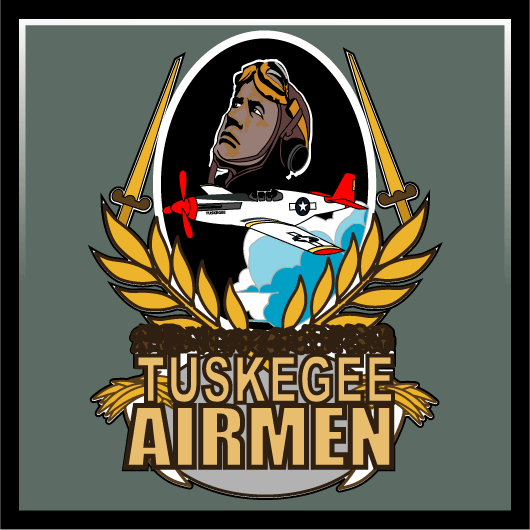 Poster - Airmen - Tuskegee Airmen - Without BG