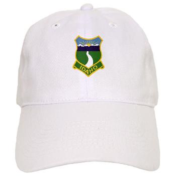 UI - A01 - 01 - SSI - ROTC - University of Idaho - Cap