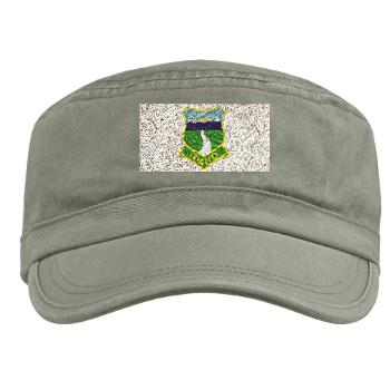 UI - A01 - 01 - SSI - ROTC - University of Idaho - Military Cap