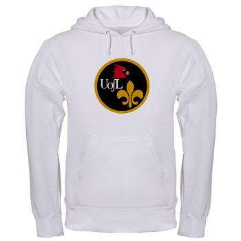 UL - A01 - 03 - SSI - ROTC - University of Louisville - Hooded Sweatshirt