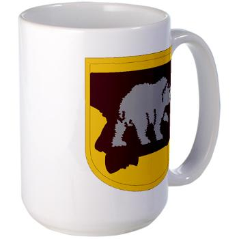 UM - M01 - 03 - SSI - ROTC - University of Montana - Large Mug