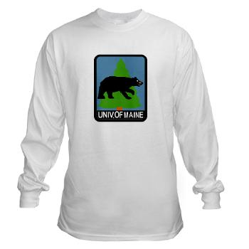 UM - A01 - 03 - University of Maine - Long Sleeve T-Shirt