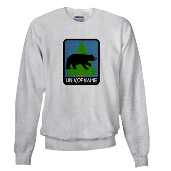 UM - A01 - 03 - University of Maine - Sweatshirt