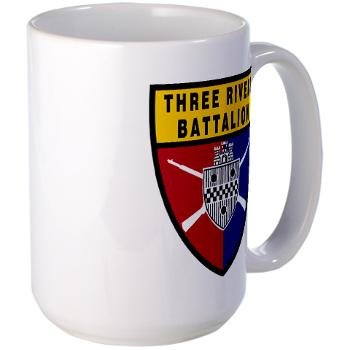 UP - M01 - 03 - SSI - ROTC - University of Pittsburgh - Large Mug