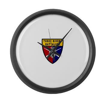 UP - M01 - 03 - SSI - ROTC - University of Pittsburgh - Large Wall Clock