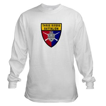 UP - A01 - 03 - SSI - ROTC - University of Pittsburgh - Long Sleeve T-Shirt
