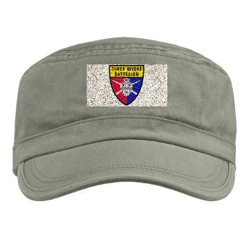 UP - A01 - 01 - SSI - ROTC - University of Pittsburgh - Military Cap