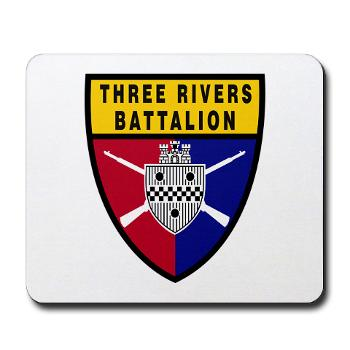 UP - M01 - 03 - SSI - ROTC - University of Pittsburgh - Mousepad