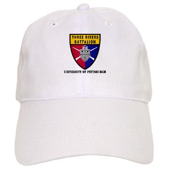 UP - A01 - 01 - SSI - ROTC - University of Pittsburgh with Text - Cap