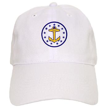 URI - A01 - 01 - SSI - ROTC - University of Rhode Island - Cap