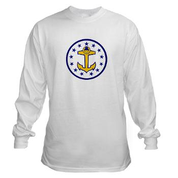 URI - A01 - 03 - SSI - ROTC - University of Rhode Island - Long Sleeve T-Shirt