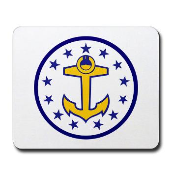 URI - M01 - 03 - SSI - ROTC - University of Rhode Island - Mousepad