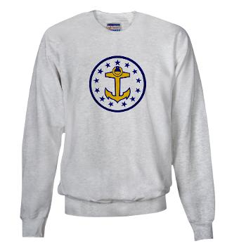 URI - A01 - 03 - SSI - ROTC - University of Rhode Island - Sweatshirt