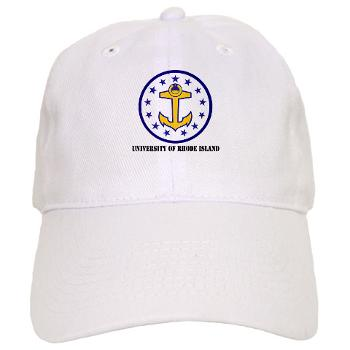 URI - A01 - 01 - SSI - ROTC - University of Rhode Island with Text - Cap