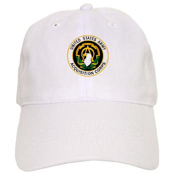 USAASC - A01 - 01 - U.S. Army Acquisition Support Center (USAASC) - Cap
