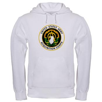 USAASC - A01 - 03 - U.S. Army Acquisition Support Center (USAASC) - Hooded Sweatshirt