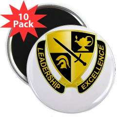 "USACC - M01 - 01 - DUI - US Army Cadet Command 2.25"" Magnet (10 pack)"
