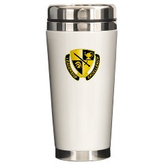USACC - M01 - 03 - DUI - US Army Cadet Command Ceramic Travel Mug