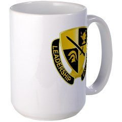 USACC - M01 - 03 - DUI - US Army Cadet Command Large Mug