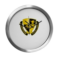 USACC - M01 - 03 - DUI - US Army Cadet Command Modern Wall Clock